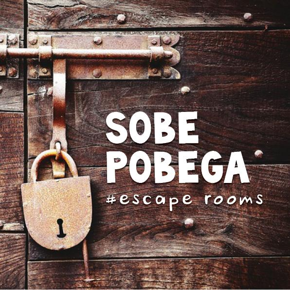 Sobe pobega escape rooms